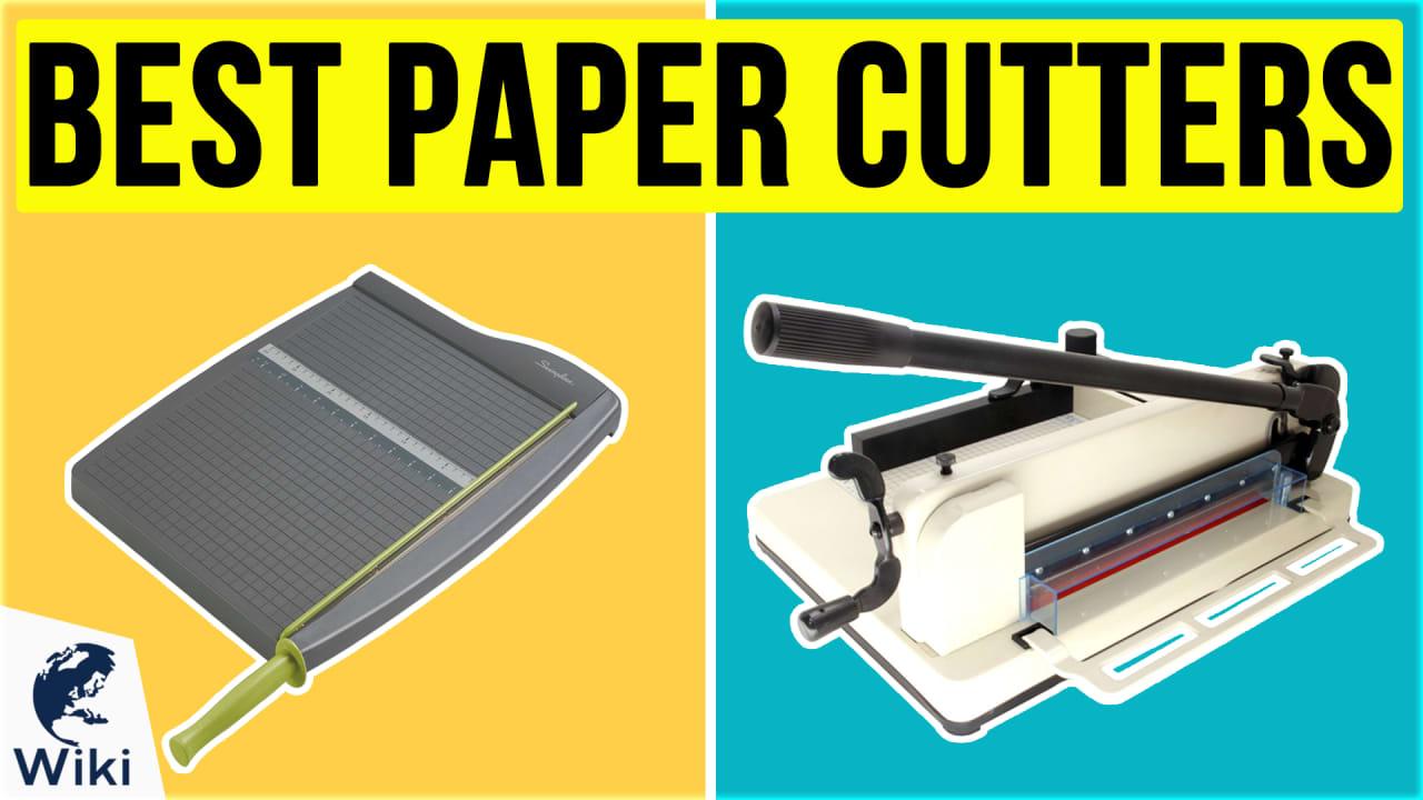 10 Best Paper Cutters