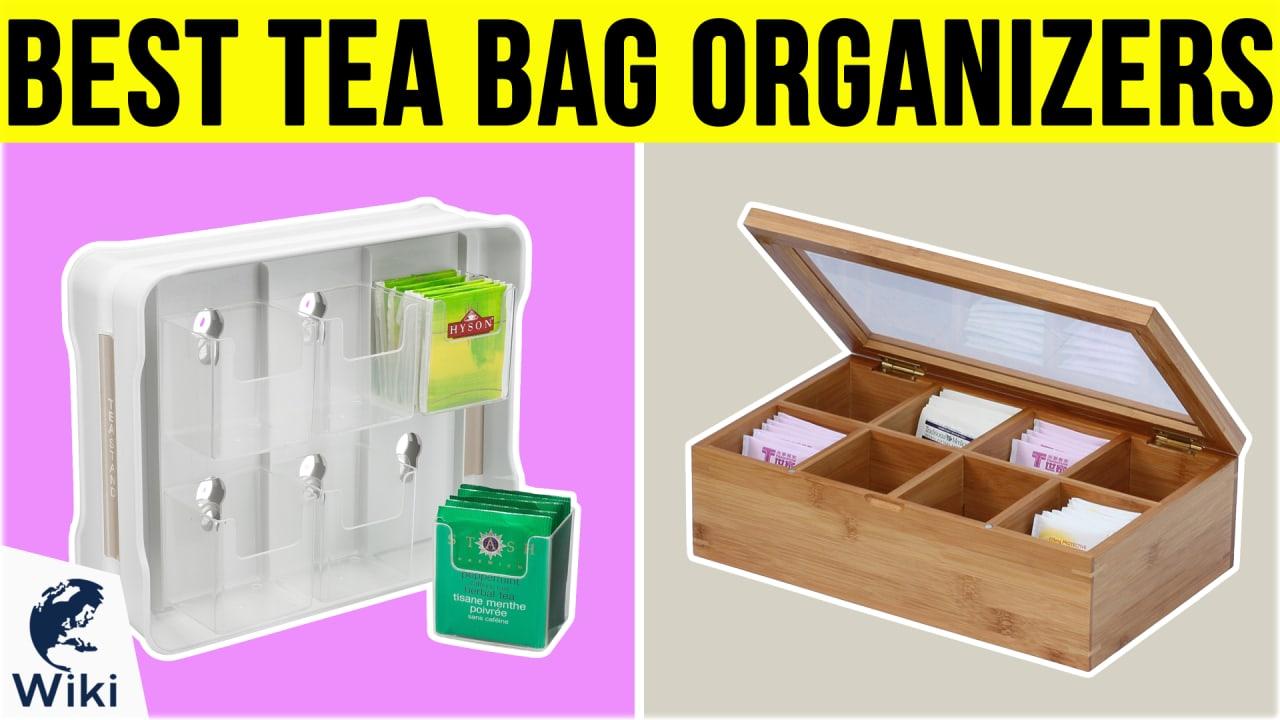 10 Best Tea Bag Organizers