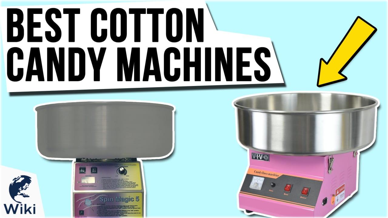 10 Best Cotton Candy Machines