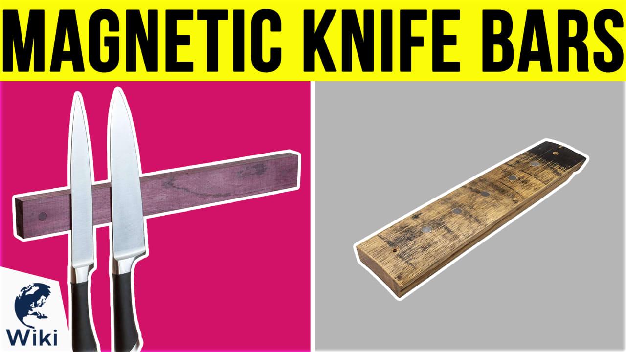 10 Best Magnetic Knife Bars