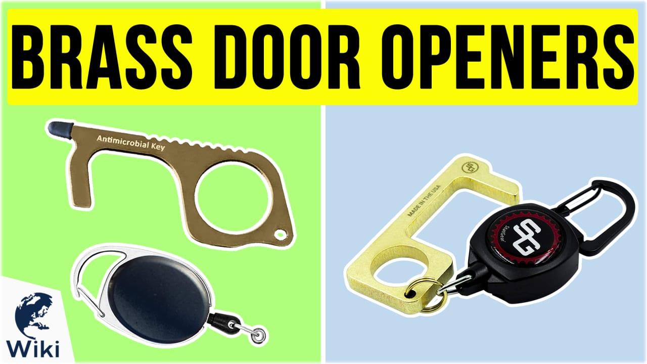 9 Best Brass Door Openers