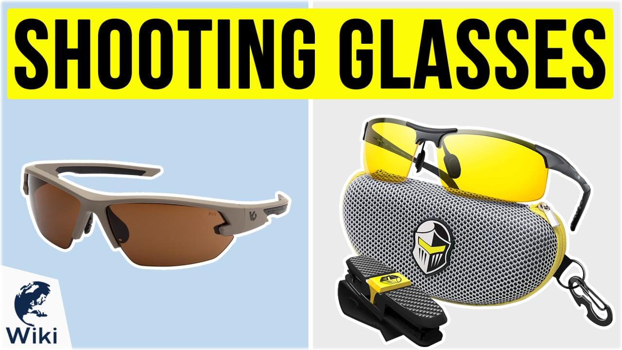 10 Best Shooting Glasses