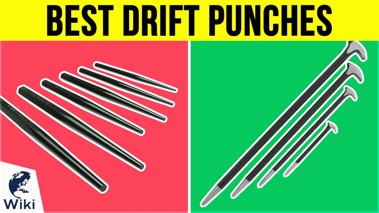 9 Best Drift Punches