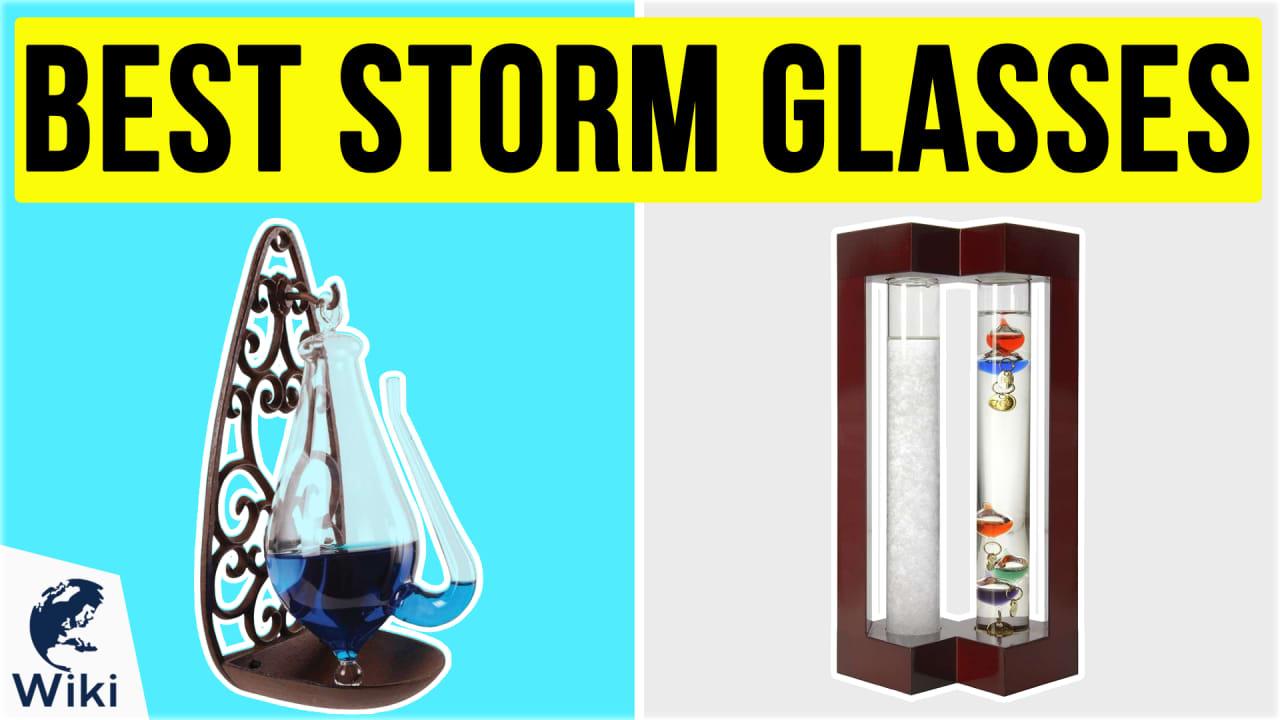 10 Best Storm Glasses