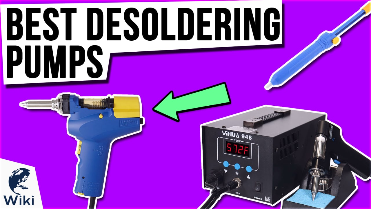 10 Best Desoldering Pumps