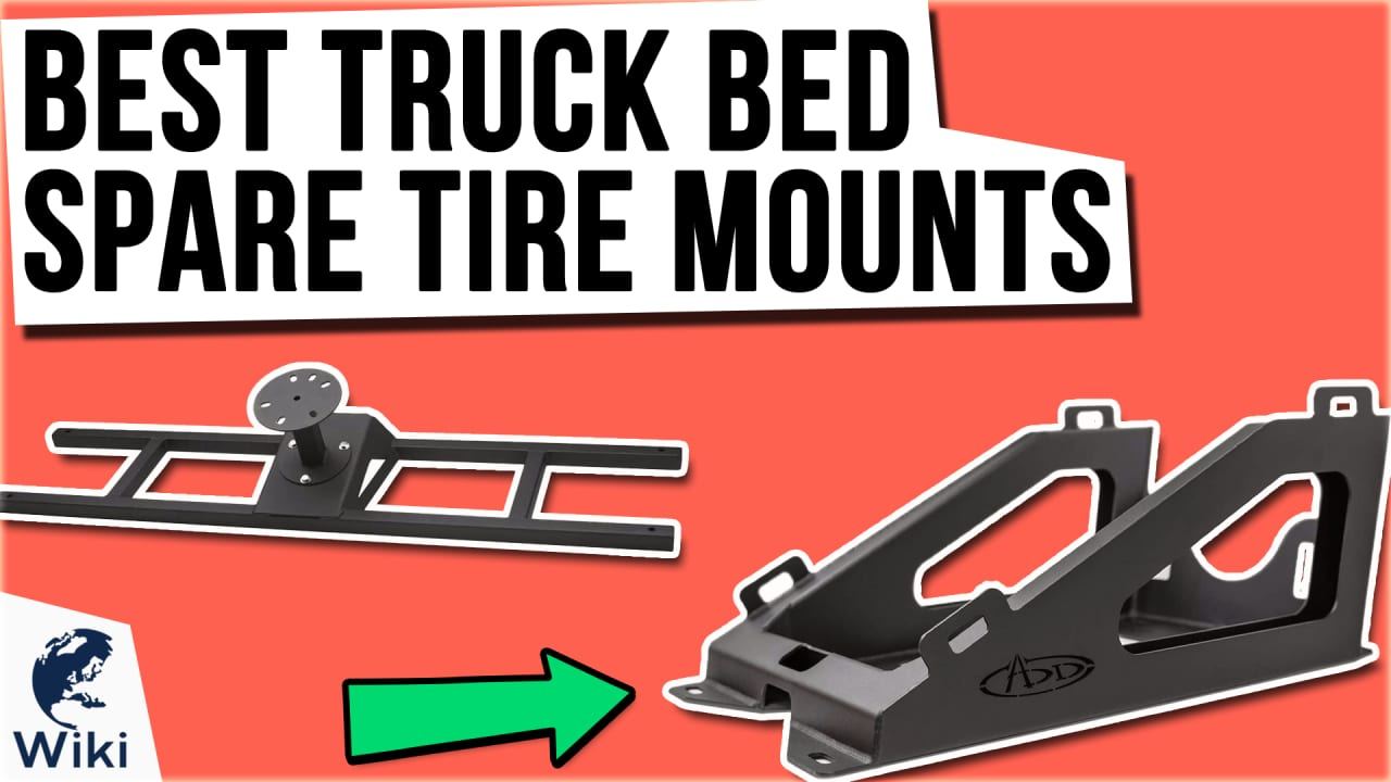 6 Best Truck Bed Spare Tire Mounts