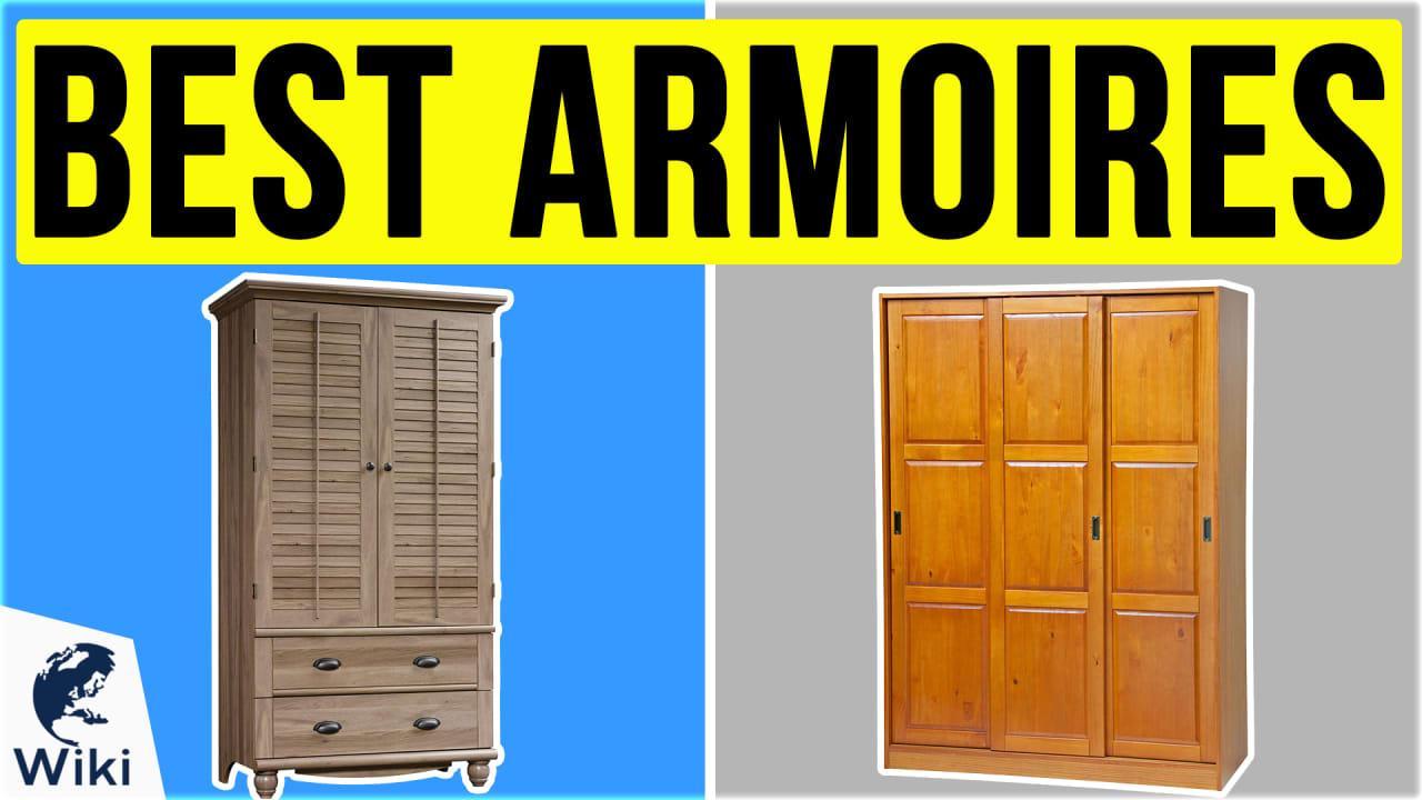 10 Best Armoires