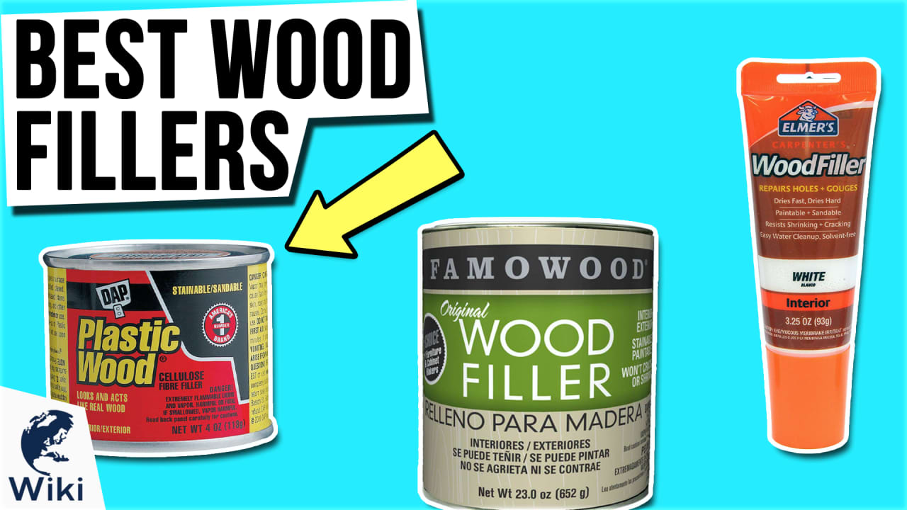 10 Best Wood Fillers