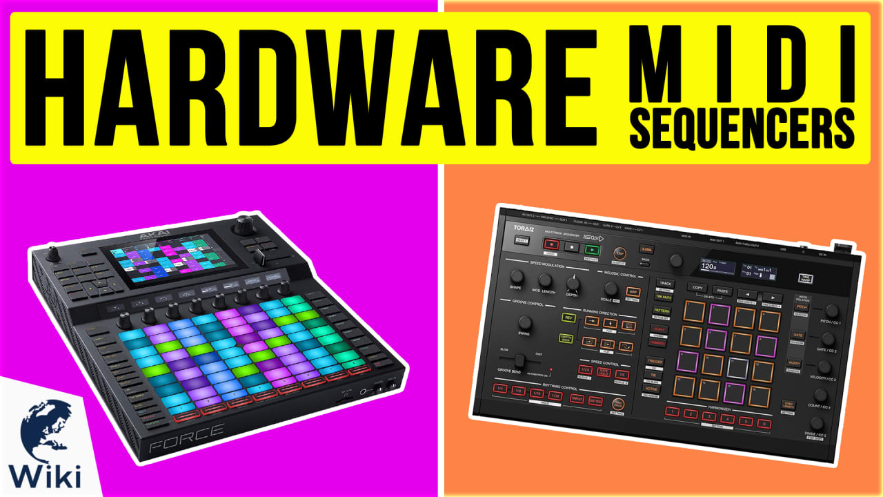 10 Best Hardware MIDI Sequencers