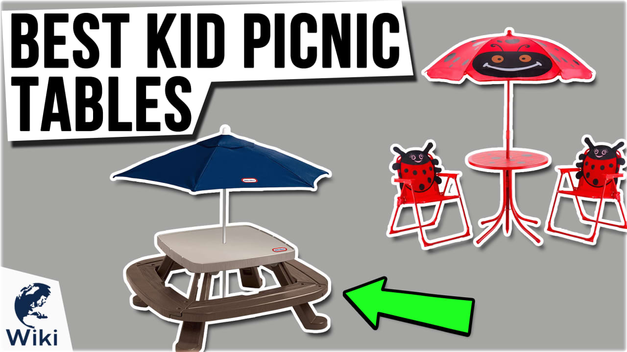 10 Best Kid Picnic Tables