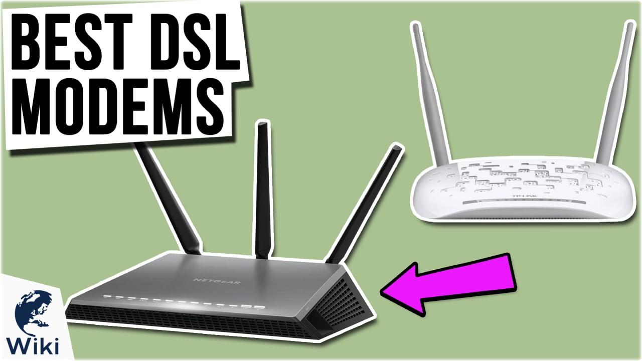 7 Best DSL Modems