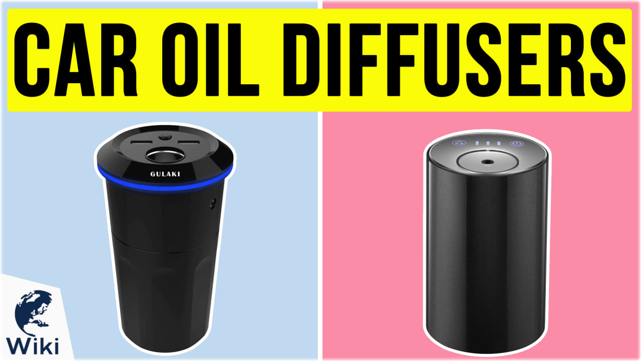 10 Best Car Oil Diffusers