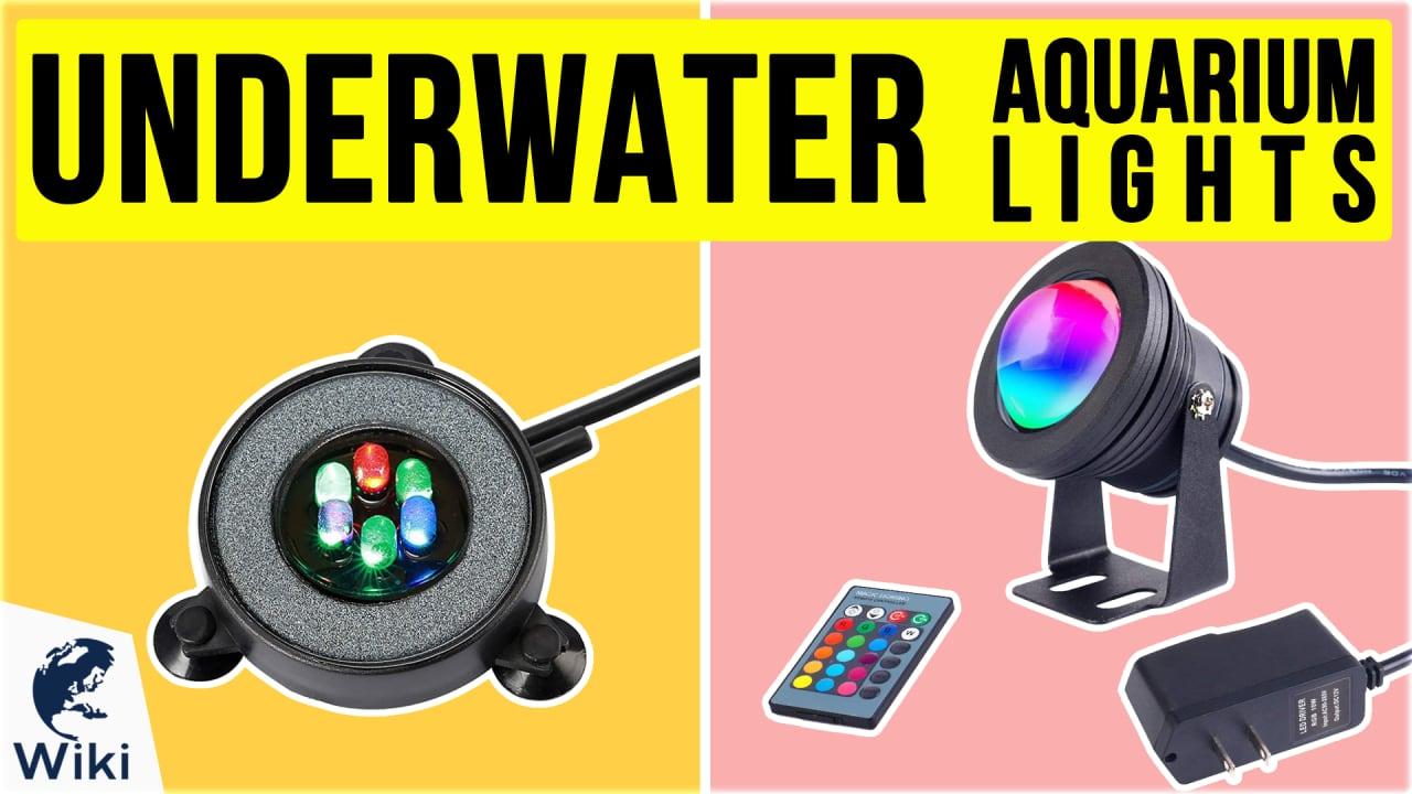 10 Best Underwater Aquarium Lights