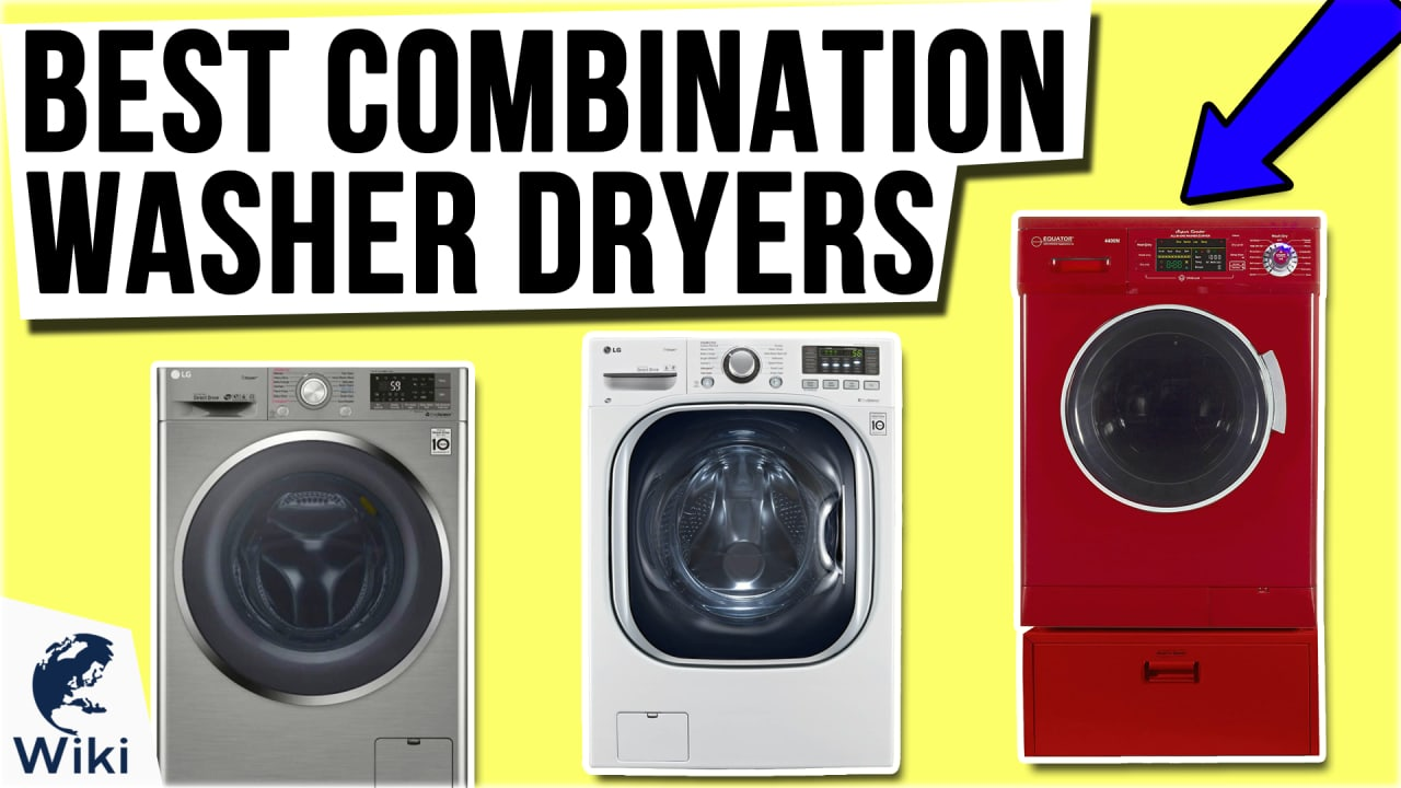 10 Best Combination Washer Dryers