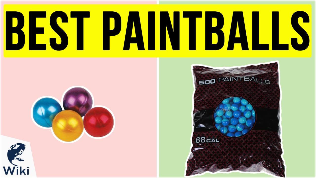 9 Best Paintballs