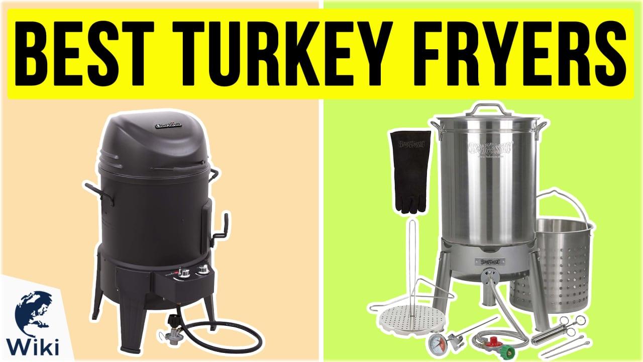 6 Best Turkey Fryers