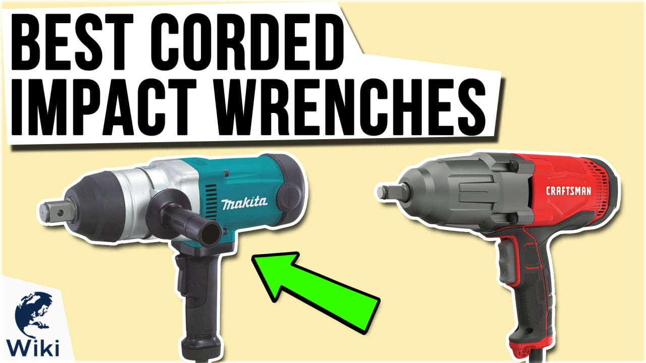 8 Best Corded Impact Wrenches