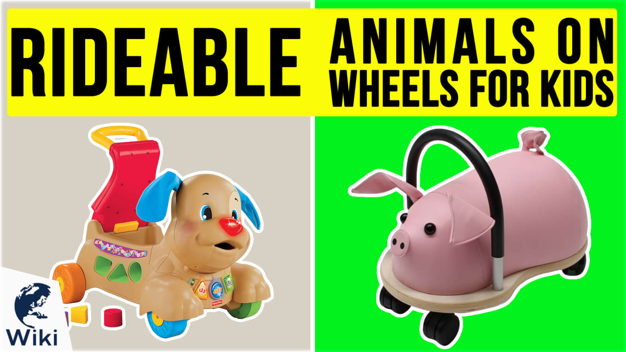 10 Best Rideable Animals On Wheels For Kids
