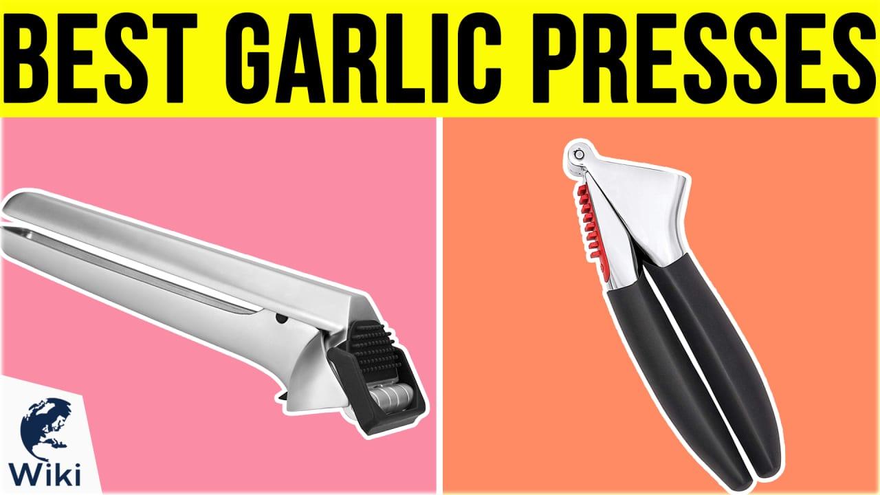 10 Best Garlic Presses