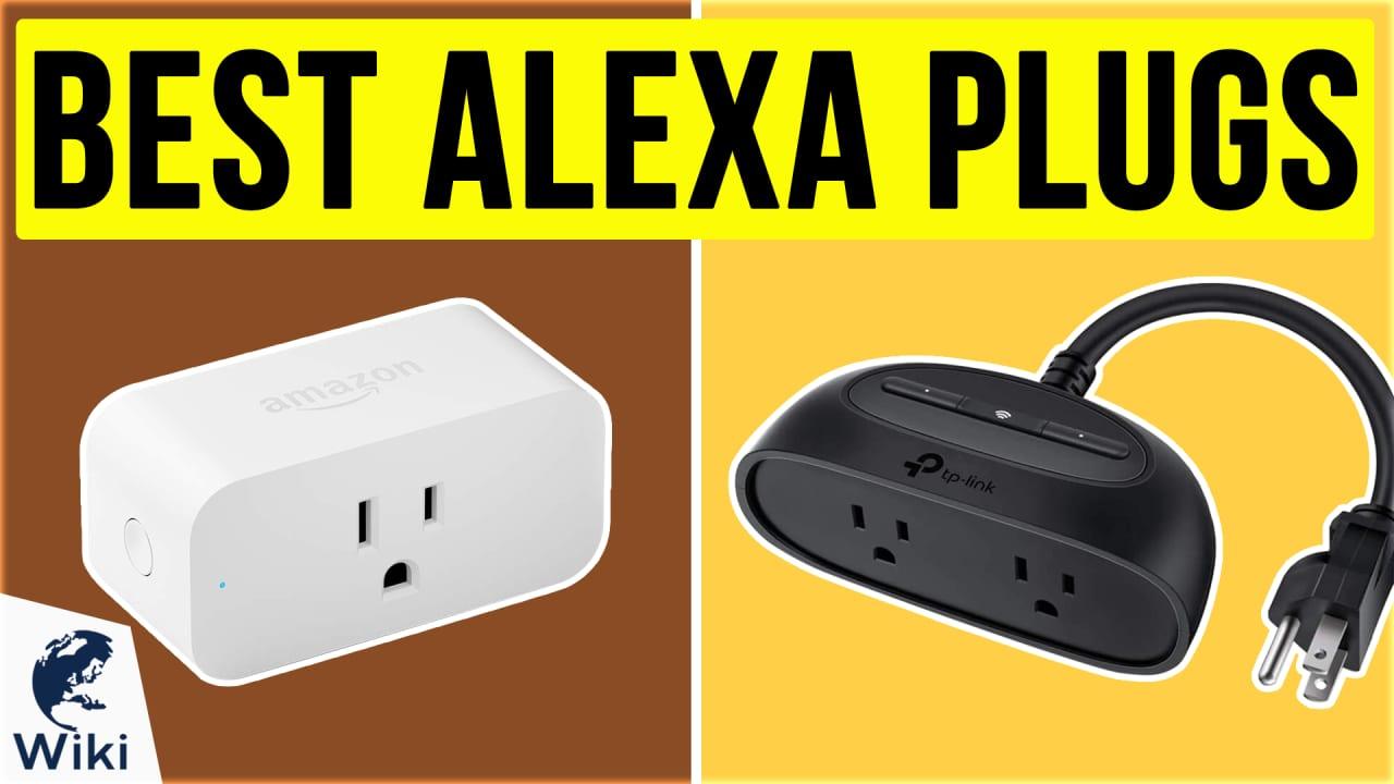 10 Best Alexa Plugs