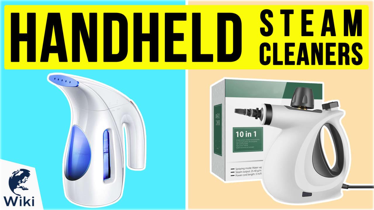 10 Best Handheld Steam Cleaners