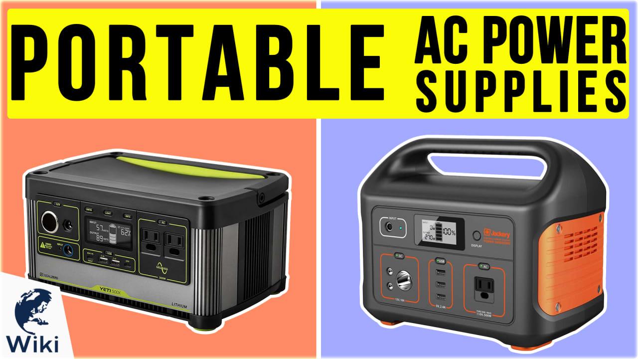 10 Best Portable AC Power Supplies