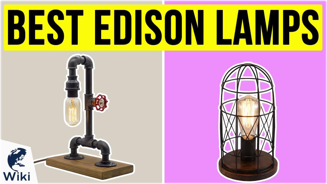 10 Best Edison Lamps