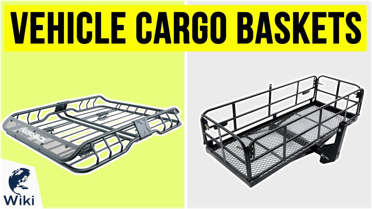 7 Best Vehicle Cargo Baskets