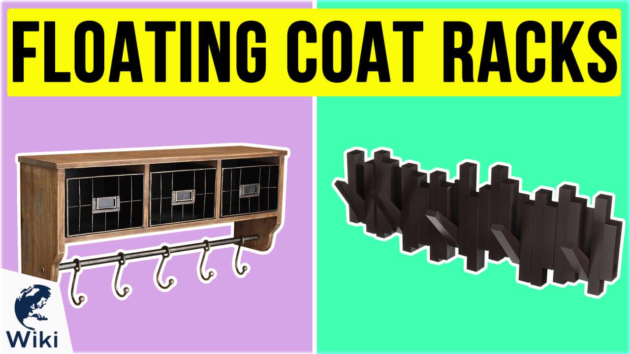 10 Best Floating Coat Racks