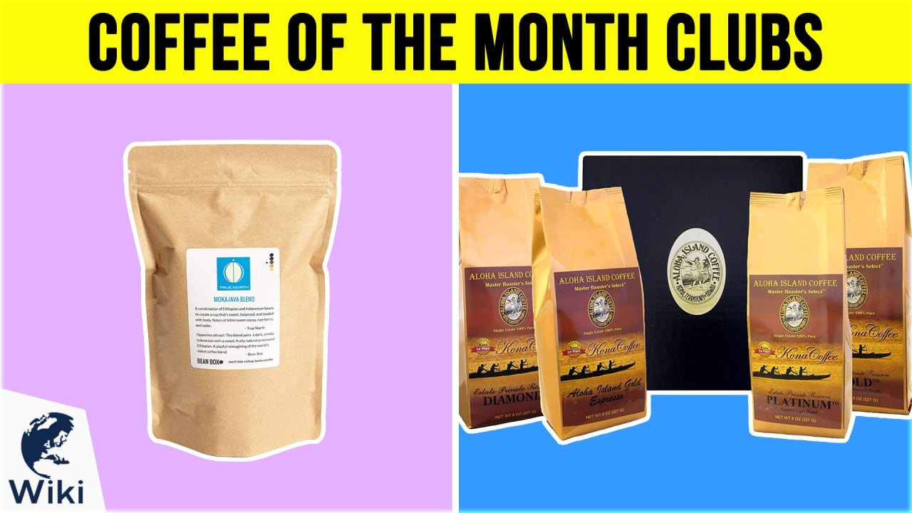 8 Best Coffee Of The Month Clubs