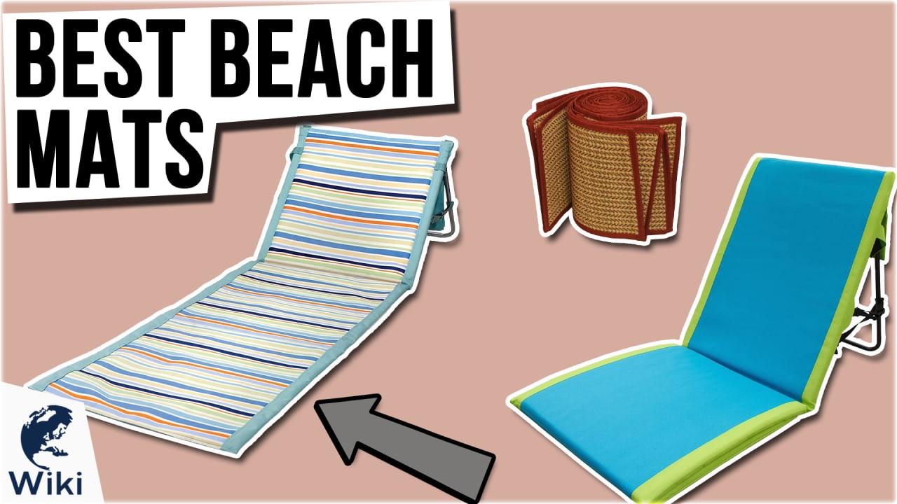 10 Best Beach Mats