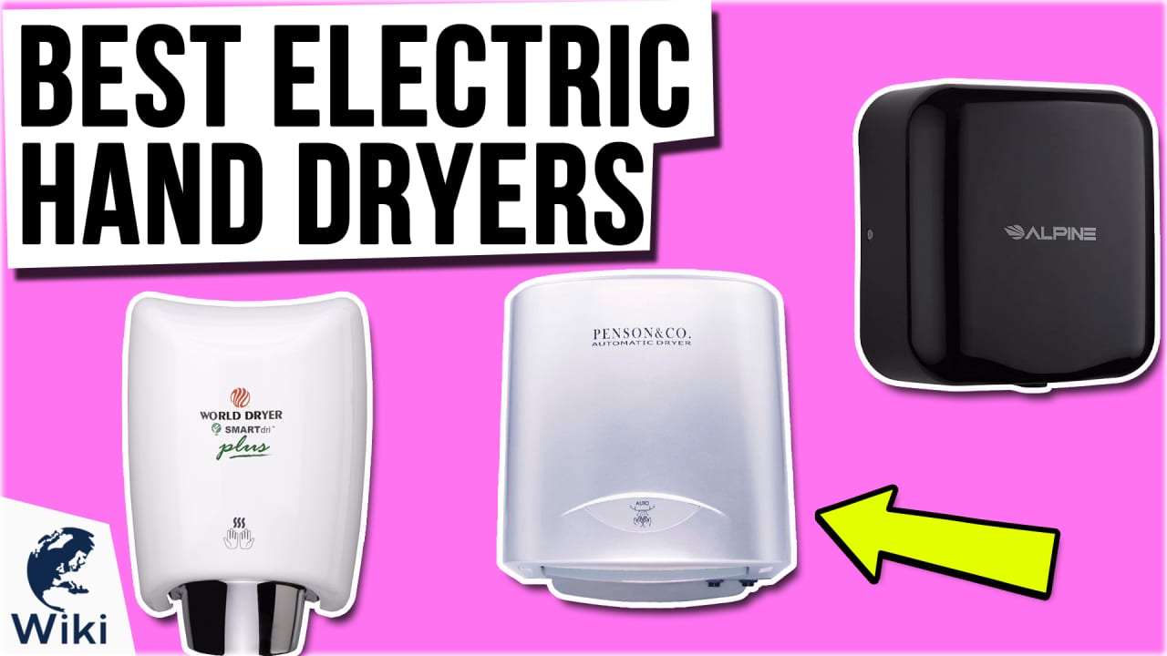 10 Best Electric Hand Dryers