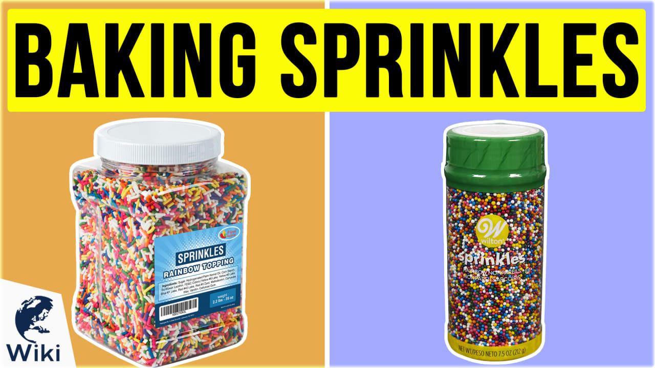 10 Best Baking Sprinkles