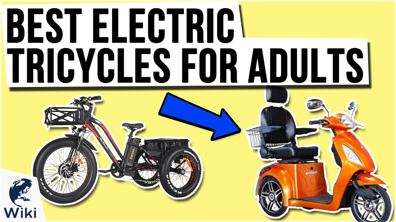 10 Best Electric Tricycles For Adults
