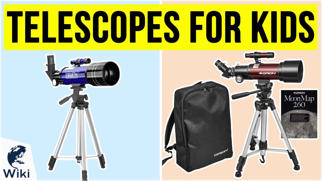 10 Best Telescopes For Kids