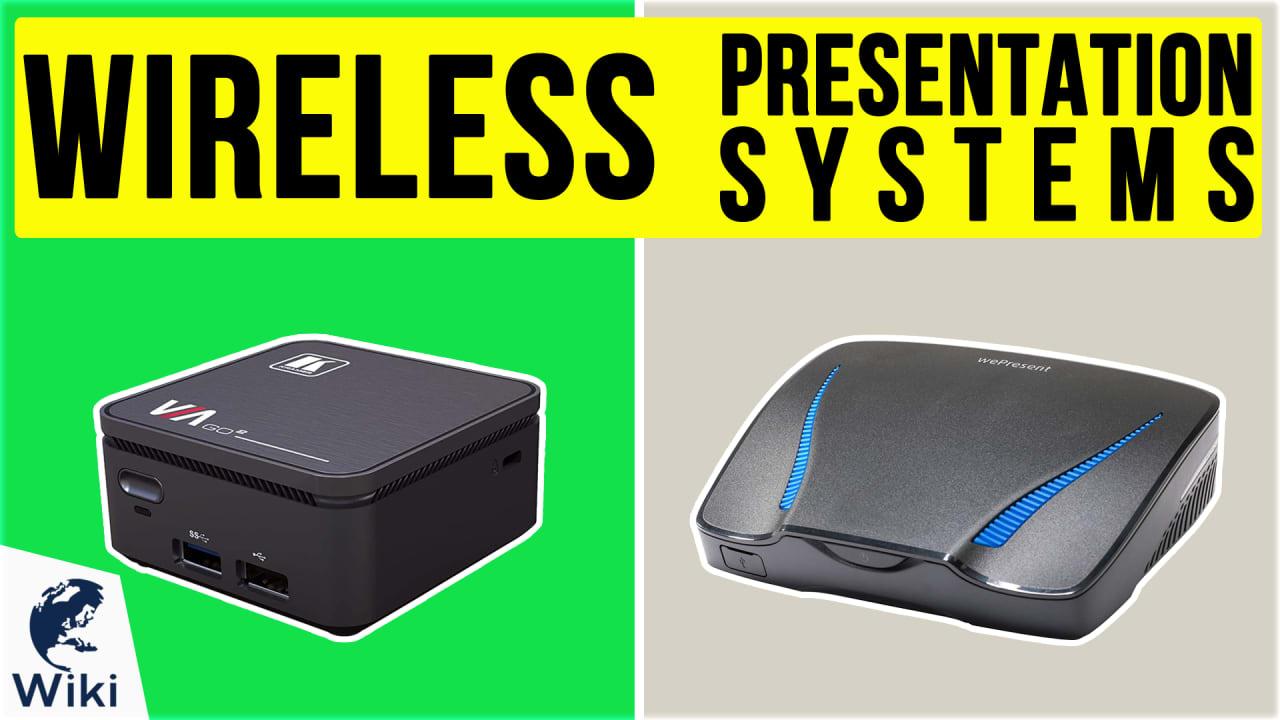 10 Best Wireless Presentation Systems