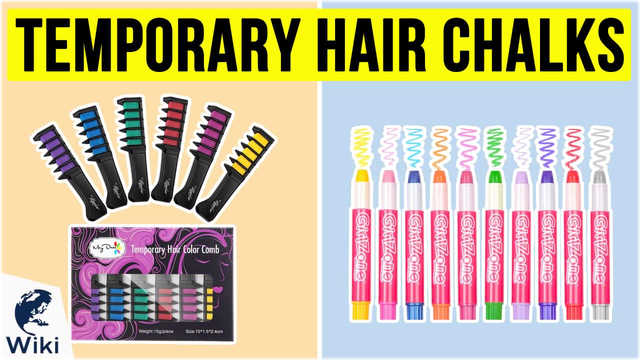 10 Best Temporary Hair Chalks