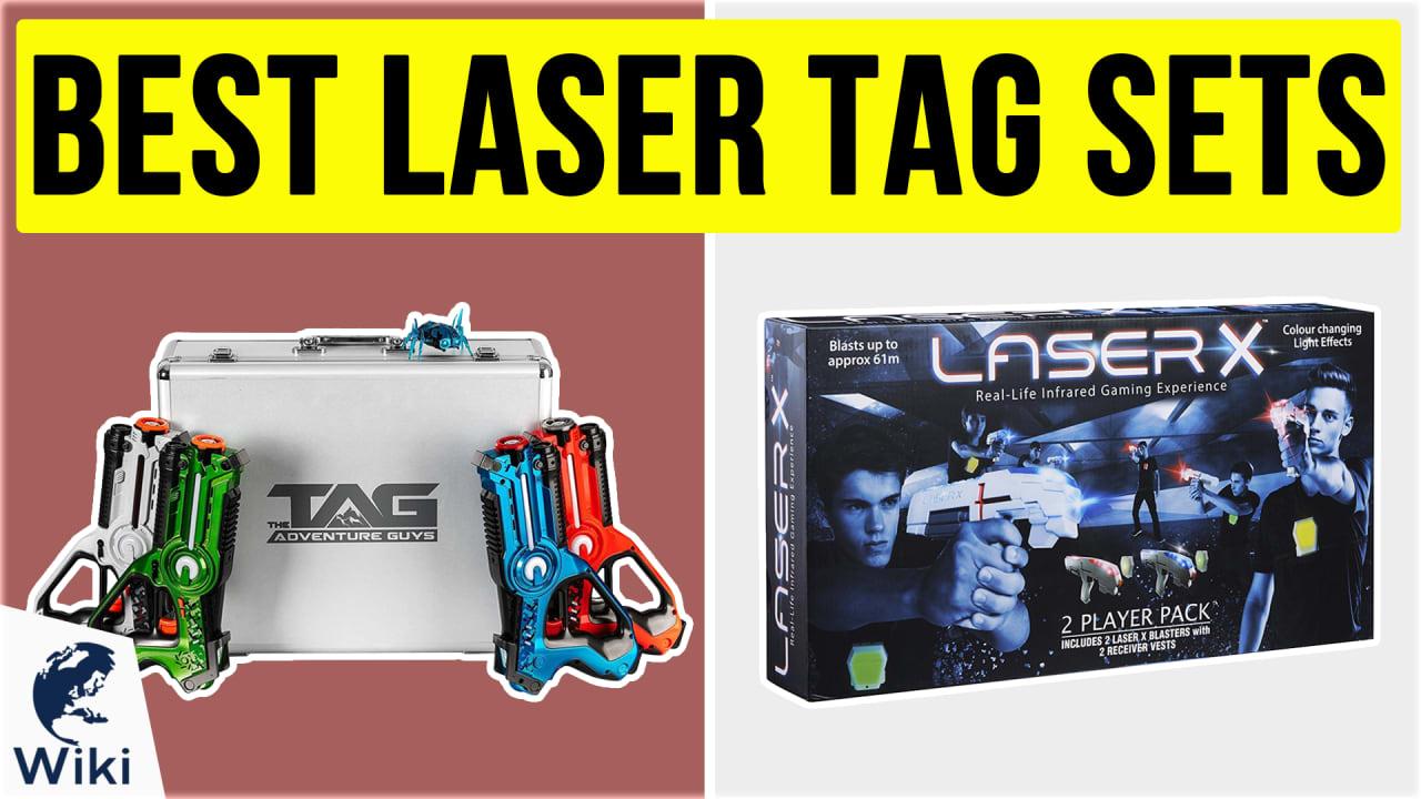 10 Best Laser Tag Sets