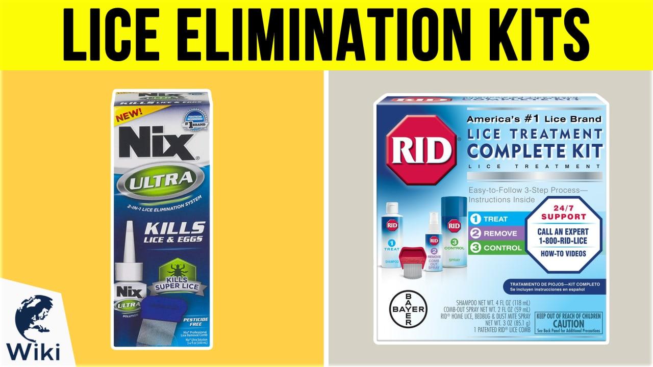 10 Best Lice Elimination Kits