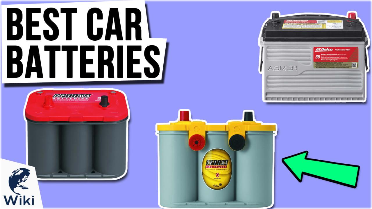 7 Best Car Batteries