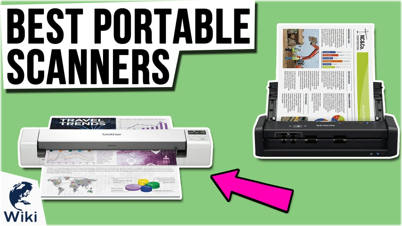 10 Best Portable Scanners
