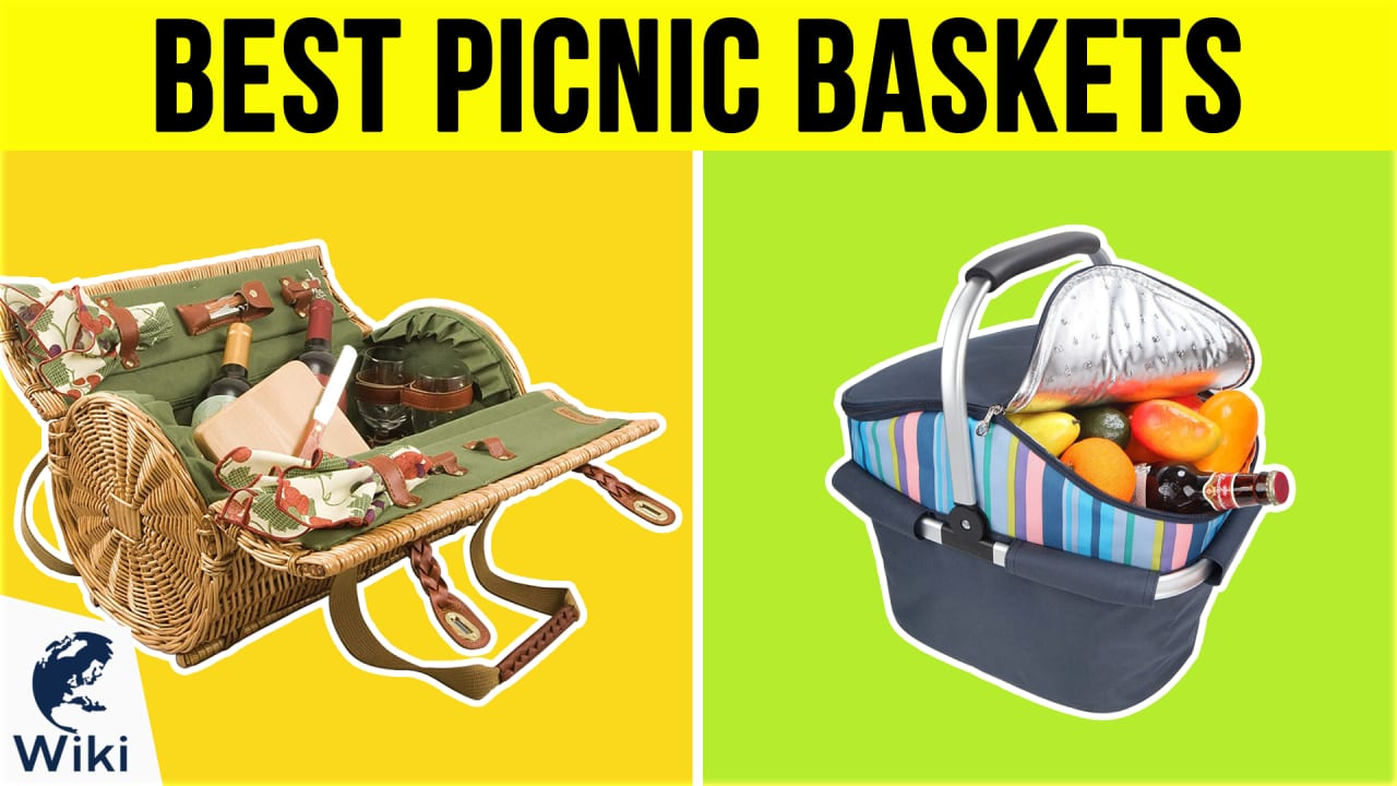 10 Best Picnic Baskets