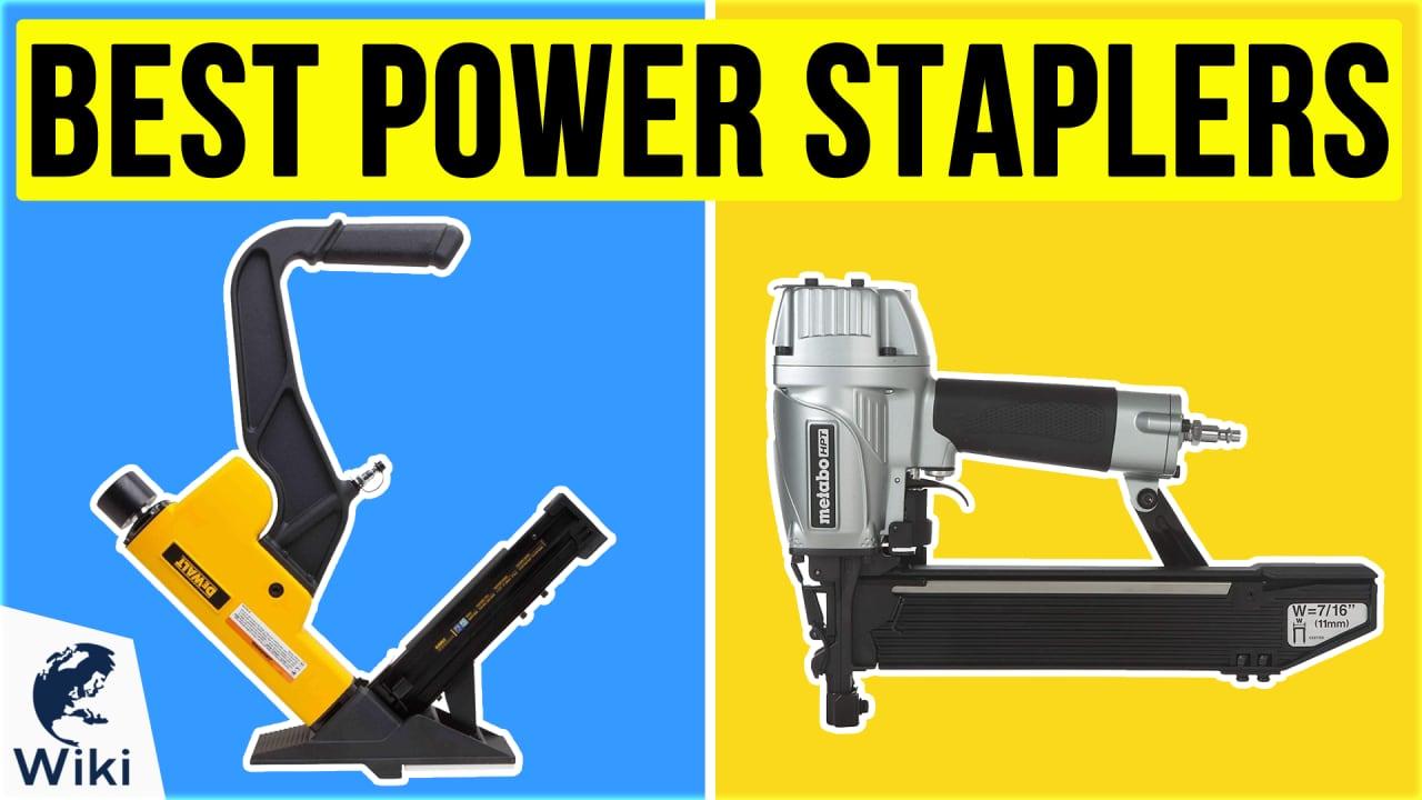 10 Best Power Staplers