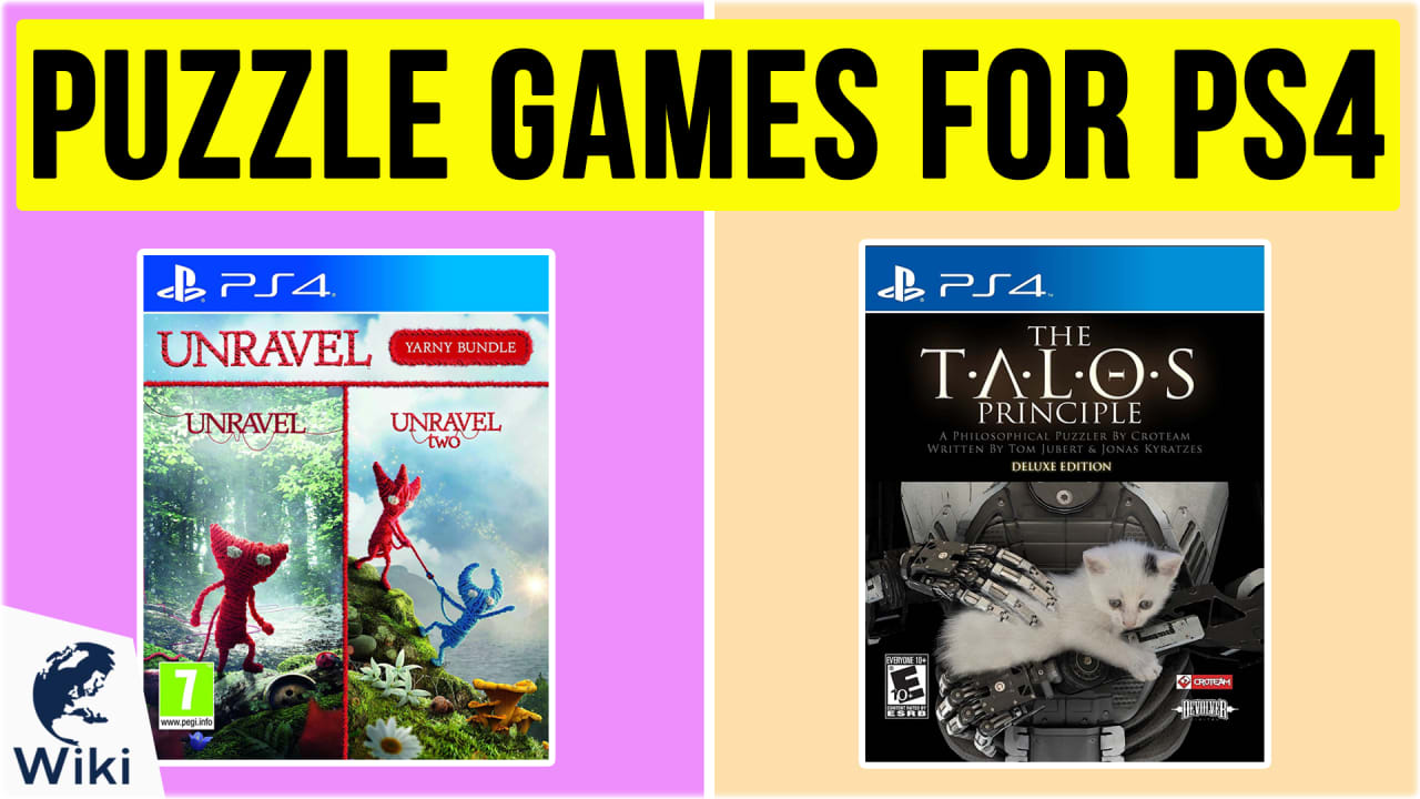 10 Best Puzzle Games For PS4