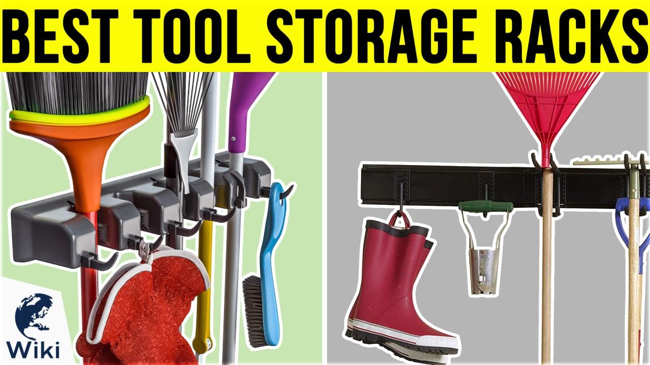 10 Best Tool Storage Racks