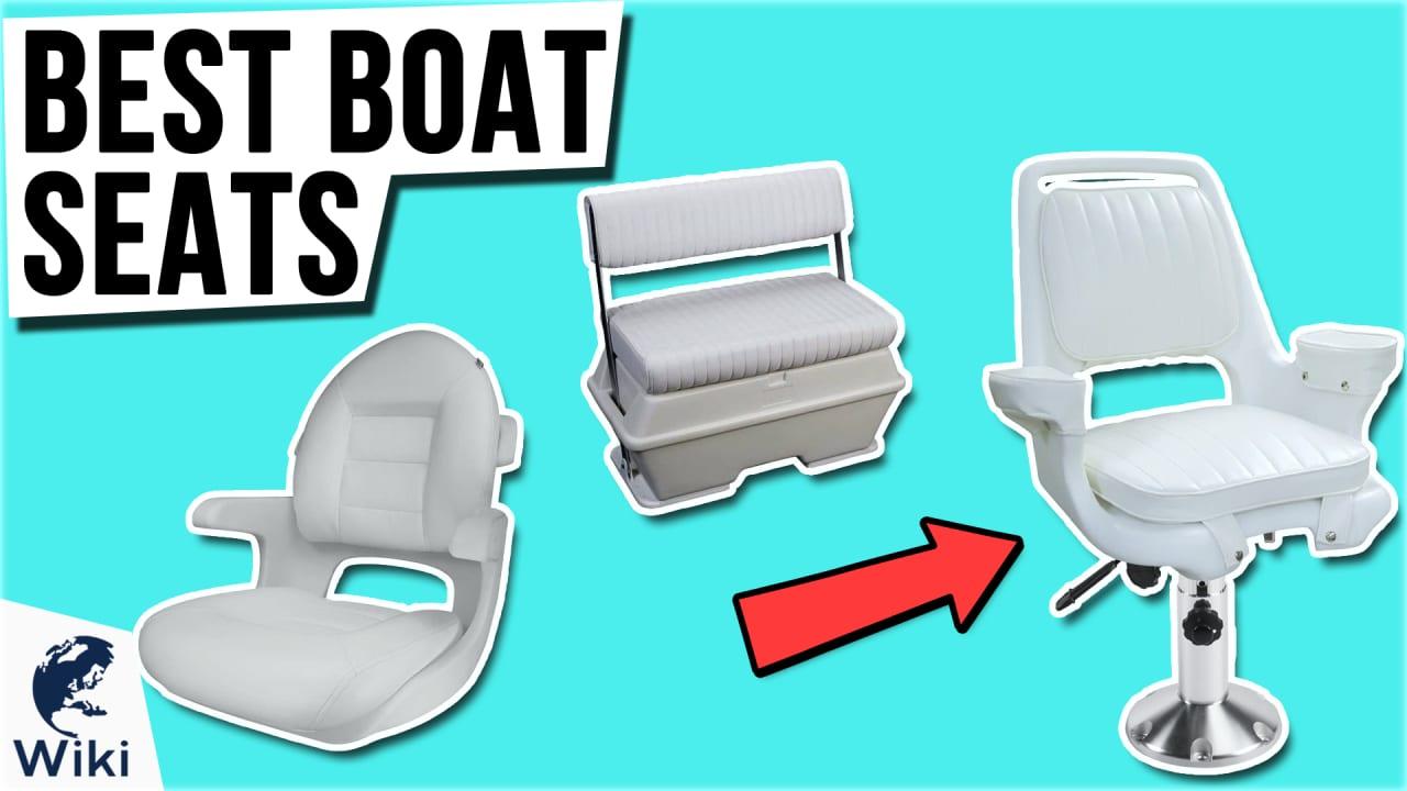 10 Best Boat Seats