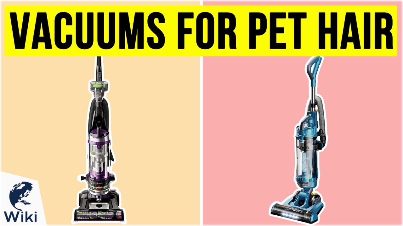 10 Best Vacuums For Pet Hair