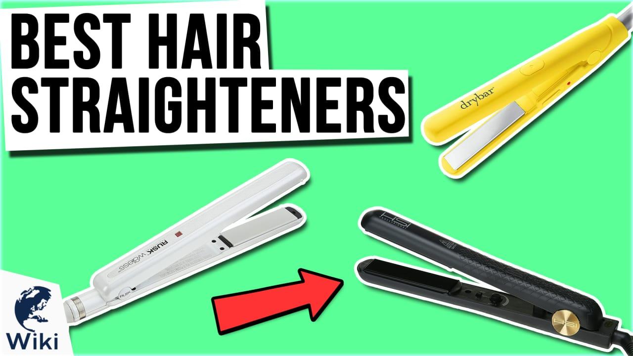 10 Best Hair Straighteners