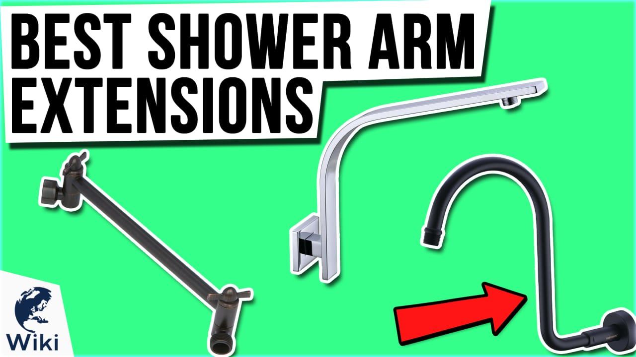 10 Best Shower Arm Extensions