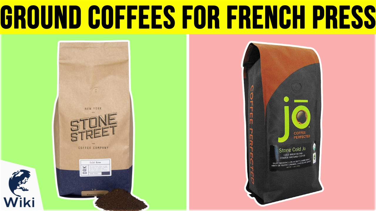 8 Best Ground Coffees For French Press